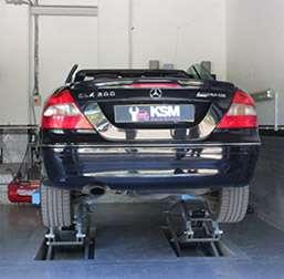 KSM Auto Clinic